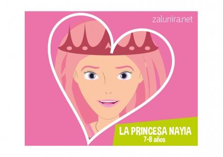 La princesa Nayia- 7-8 años